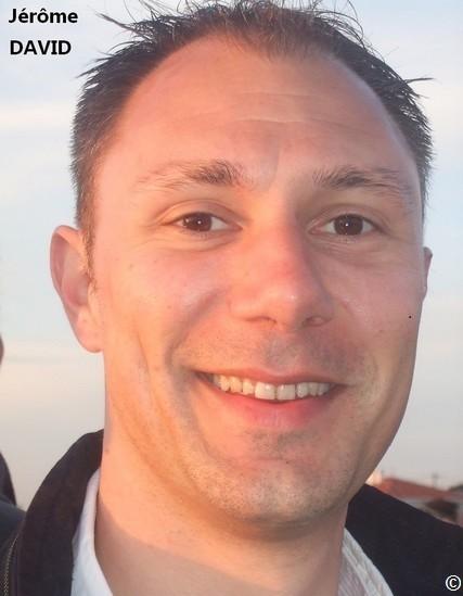 Président : <b>Jérôme David</b> - Jerome-DAVID